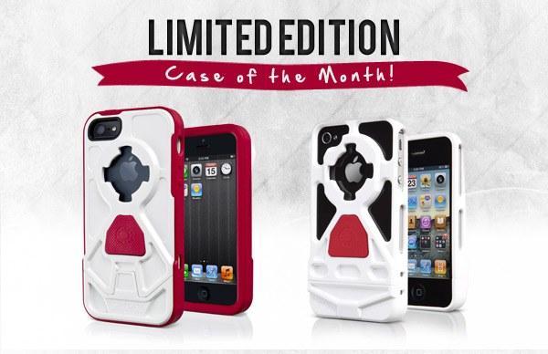 Limited Edition Custom iPhone v3 December 2013