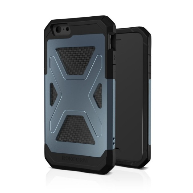 The Rokform Aluminum Fuzion Case for the iPhone 6
