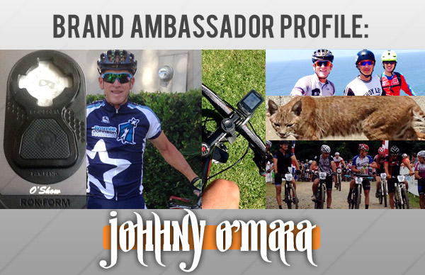 Brand Ambassador Johnny O