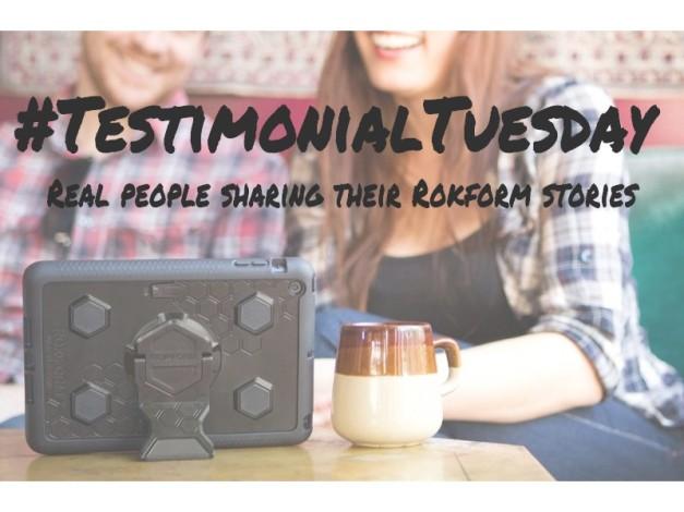 #TestimonialTuesday